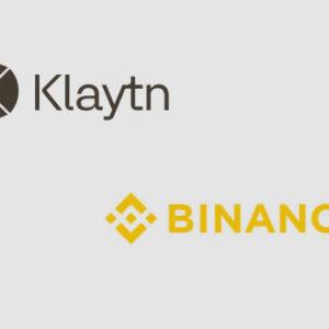 Klaytn blockchain gets KLAY token listed on Binance