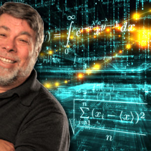 Apple Cofounder Steve Wozniak Says Bitcoin Is a 'Mathematical Miracle'