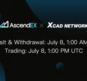 AscendEX Lists XCAD, a DeFi Tokenization Platform for Content Creators