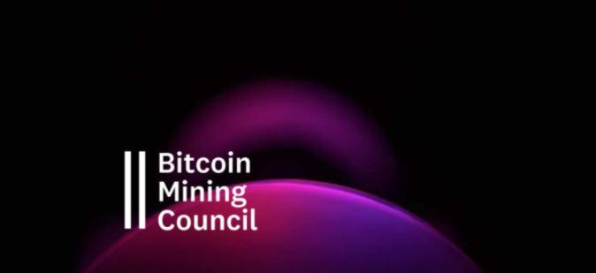 Bitcoin Mining Council, logo