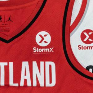 Crypto cashback app StormX to be jersey patch partner of NBA's Portland Trail Blazers