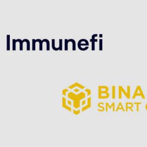 Immunefi to support bug bounty programs for Binance Smart Chain (BSC)