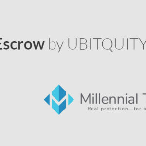 Millennial Title to use Ubitquity's crypto settlement solution for real estate