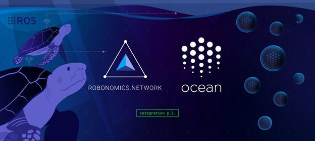 Robonomics and Ocean Protocol Monetizing IoT Data and Creating a New Cyber-Physical Data Market
