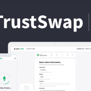 TrustSwap launches crypto generator for custom tokens on Ethereum and Binance Smart Chain