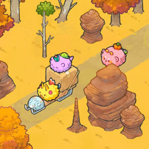 Axie Infinity Hits 1 Million Daily Active Players, First NFT Project to Hit $1B All-Time Trade Volume