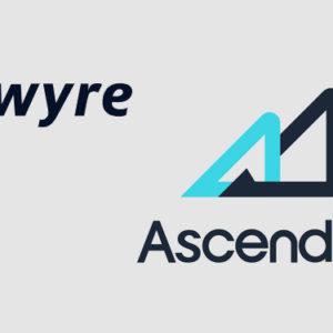 Cyptocurrency exchange AscendEX integrates Wyre's fiat-to-crypto API