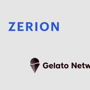 DeFi aggregator Zerion integrates Gelato Network for auto smart contract execution