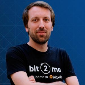 Fmr director of Kraken Europe Raul Oliveira joins Spanish crypto exchange Bit2Me