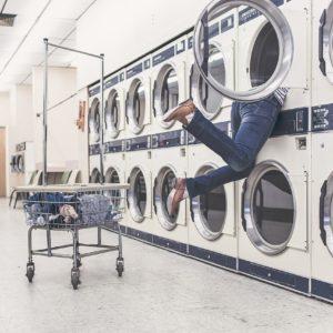 Helix, a laundromat