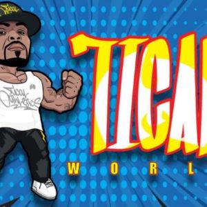 Wu-Tang Clan's Ticalion Stallion Method Man to Drop 'Tical World' NFT Comic Art