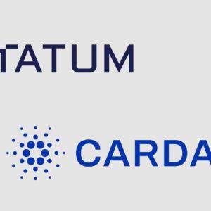 dApp development platform Tatum now fully supports Cardano (ADA)