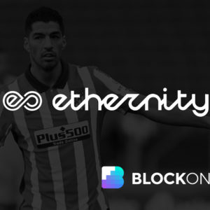 Atlético Madrid's Luis Suarez Partners with Ethernity Chain for NFTs
