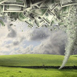 bitcoin price stock market dow jones macro storm