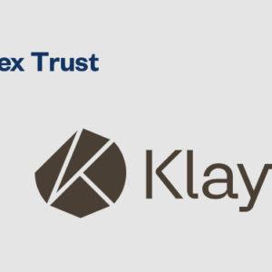 Hex Trust adds custody support for the Klaytn blockchain native asset KLAY