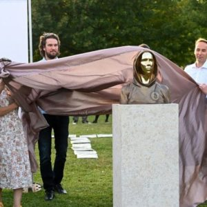Hungary Statue Honor Bitcoin Creator Satoshi Nakamoto