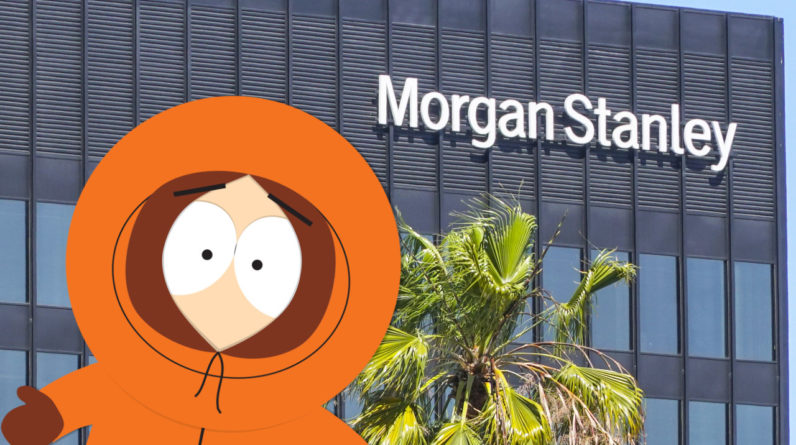 Morgan Stanley's Executive Likens Bitcoin's Resilience to Kenny Who Dies in Every South Park Episode