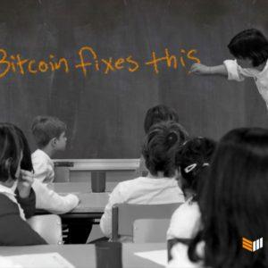 NGU Teach Bitcoin Price Follow