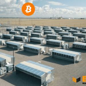Public Bitcoin Miner Closes $172 Million Common Share Public Offering