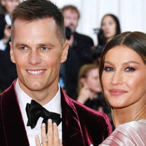Super Bowl Star Tom Brady, Supermodel Giselle Bundchen Star in $20M Ad Campaign for Crypto Exchange FTX