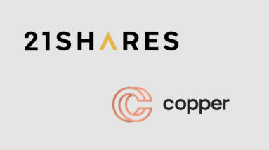 21Shares chooses Copper to secure its cryptocurrency ETPs