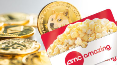 AMC CEO Says 'Huge News' for Dogecoin Fans as the Movie Theater Chain Begins Accepting Crypto Payments for Gift Cards