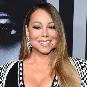 Picture of American singer Mariah Carey