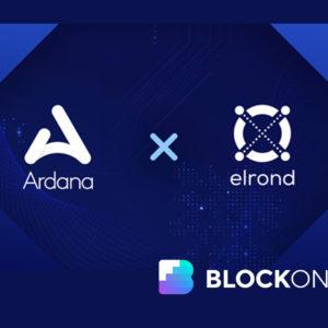 Ardana Welcomes EGLD Native Token As First Cross-Chain Collateral For Cardano Stablecoins