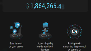 BENQI Review: Algorithmic Liquidity Market Protocol on Avalanche