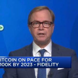 Bitcoin Price Outlook 100000 By 2023 Fidelity Director