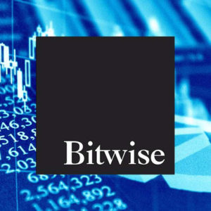 Bitwise Asset Management Files For A Bitcoin ETF