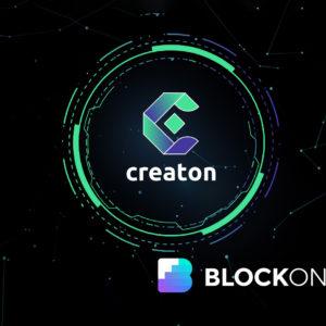 Creaton Raises $1.1 Million from Tykhe Block Ventures, BTSE Labs & Others