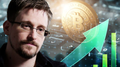 Edward Snowden Says Bitcoin Up 10x Since He Tweeted About Buying It, China's Ban Makes BTC Stronger