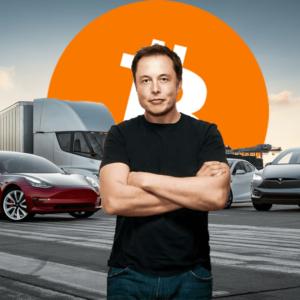 Elon Musk's Tesla Up Over $1 Billion On Bitcoin Investment