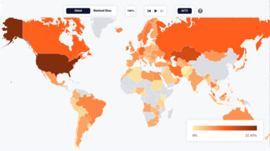 Geographic Distribution Data Shows US Takes the Leading Bitcoin Mining Position After China's Crackdown