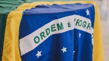 Brazil, the flag