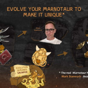 The History of DeFi Revised: Marnotaur NFT Collection Public Launch Date Set for October 4th