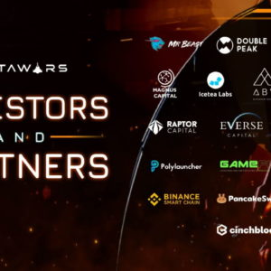Metawars Concludes Raise With Reputable Supporters and Partners