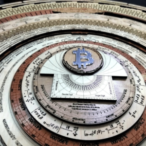 FractalEncrypt's full node sculpture.